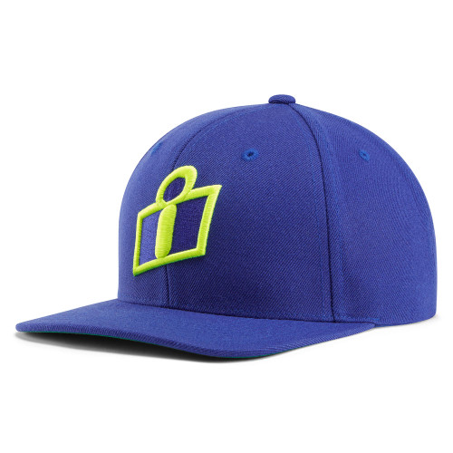 Icon Status Hat - Blue