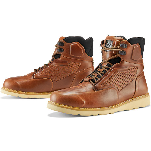 Icon 1000 Brigand Boots - Brown