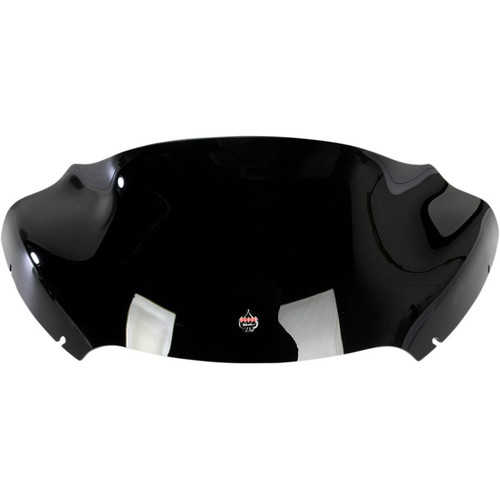 "Klock Werks 9"" Sport Flare Windshield for 2015-2020 Harley Road Glide - Black"