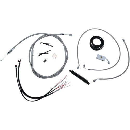 LA Choppers Cable Kit for 2018-Up Harley Softail w/ ABS