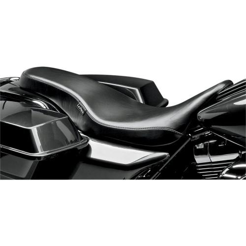 LePera Cobra Full-Length Seat for 2008-2020 Harley Touring - Smooth