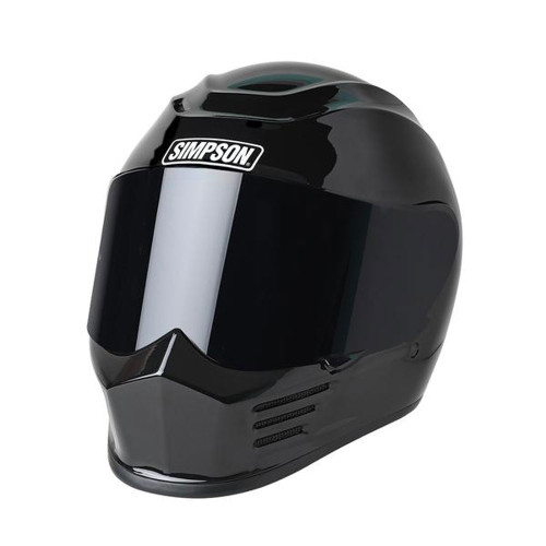 Simpson Speed Bandit Helmet - Black