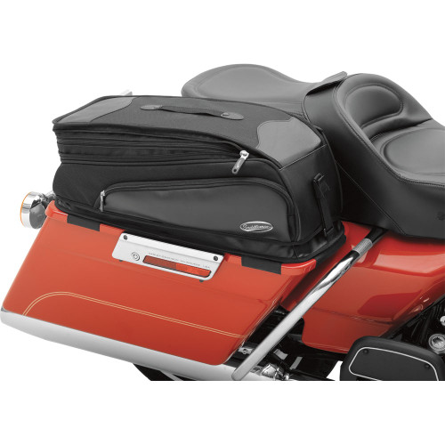 Saddlemen Saddlebag Storage Bags w/ Chaps for 1996-2013 Harley FLT/FLHT with Hard Saddlebags