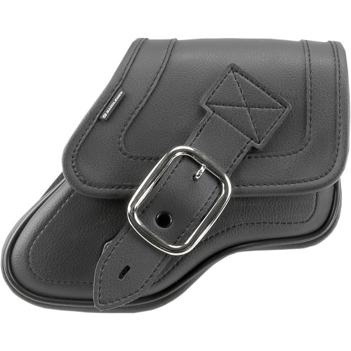 Saddlemen Leather Swingarm Bag for 1996-2005 Harley Dyna FXD/FXDWG