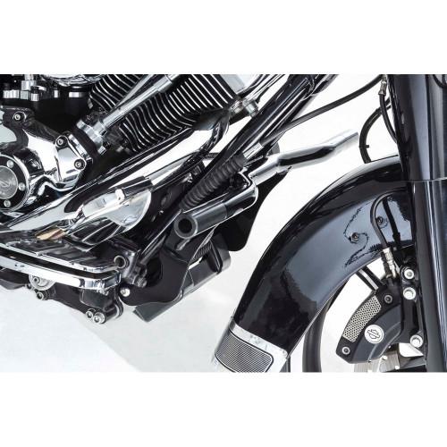 Santoro Fabworx Not Yo Daddy's Bagger Crash Guard for 2009-2020 Harley Touring