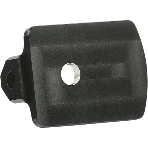 Thrashin Supply Black Stock Brake Pedal Pad Mount for Thrashin Adj. Brake Arm