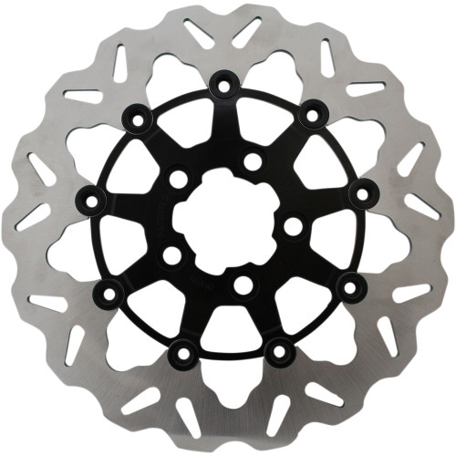 "Galfer 11.5"" Full-Floating Wave Rear Brake Rotor for 2000-2020 Harley Models*"