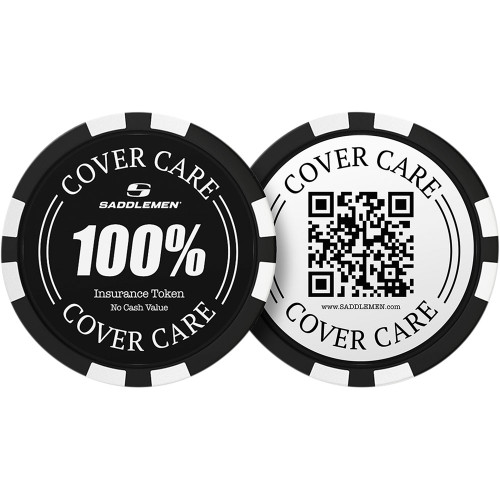 Saddlemen Cover Care Token for Saddlemen Seats