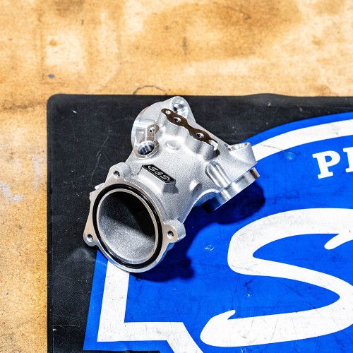 S&S 55mm Performance Manifold for 2017-2021 Harley M8