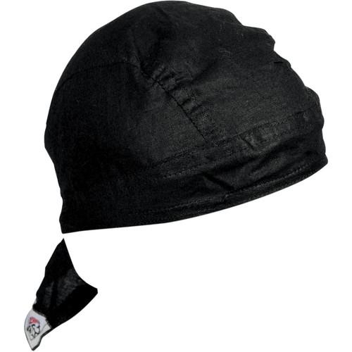 Zan Headgear Black Flydanna Headwrap