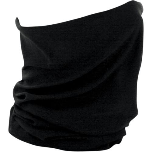 Zan Headgear Black Motley Tube