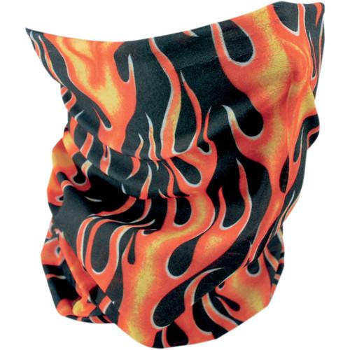 Zan Headgear Classic Flames Motley Tube