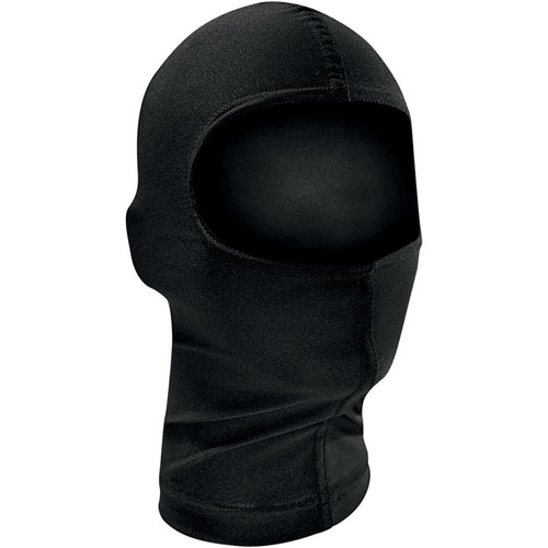 Zan Headgear Black Nylon Balaclava