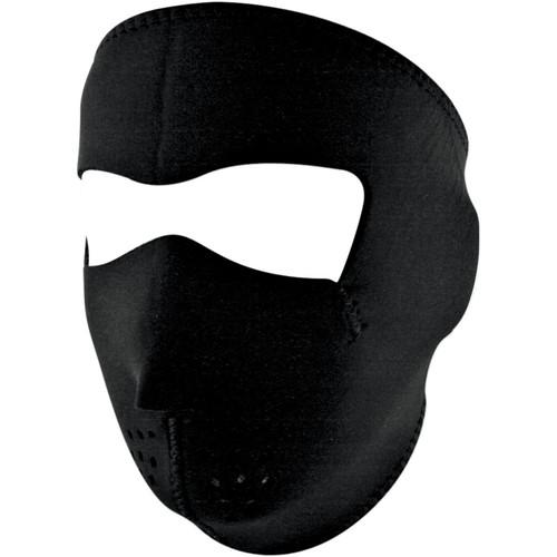Zan Headgear Black Full-Face Mask