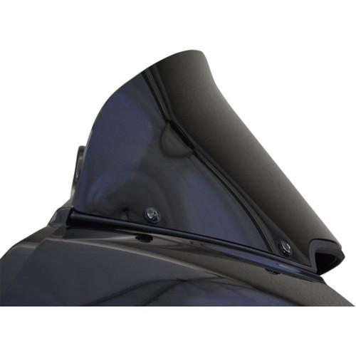 """Windvest 9"""" Windshield for 2015-2020 Harley Road Glide - Black"""