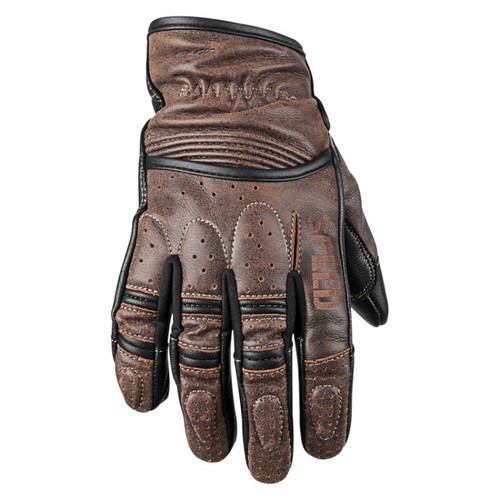 Speed and Strength Rust and Redemption™ Leather Gloves