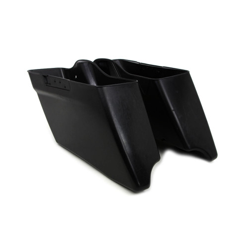 V-Twin Mfg. Stretched CVO Style Saddlebags for 2014-2015 Harley Touring
