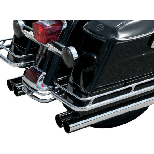 LA Choppers 224 Mufflers for Harley Touring