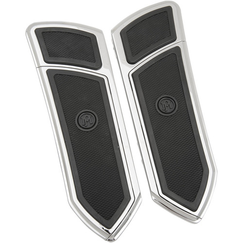 Performance Machine F.T.Z. Driver Floorboards for Harley