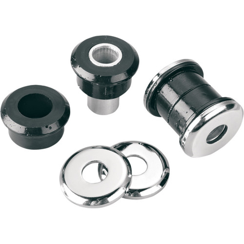 Arlen Ness Polyurethane Riser Bushing Kit for Harley