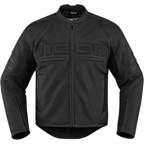 Icon Motorhead 2 Leather Jacket