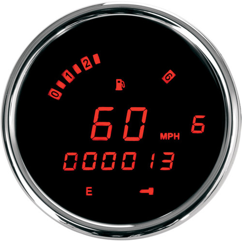 Dakota Digital 3200 Series Speedometer/Tachometer for Harley Sportster/Dyna
