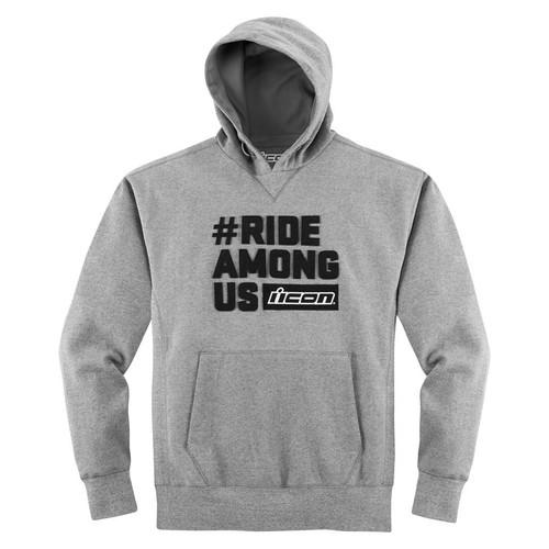 Icon R.A.U. Ride Among Us Hoody
