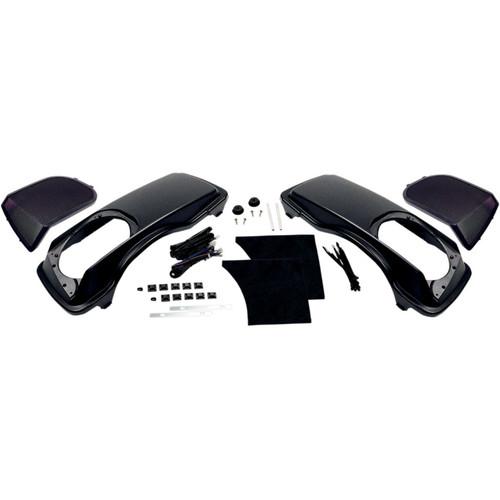 Hogtunes Speaker Lid Kit for 1998-2013 Harley Touring