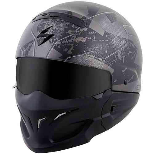 Scorpion Covert Ratnik Convertible Helmet