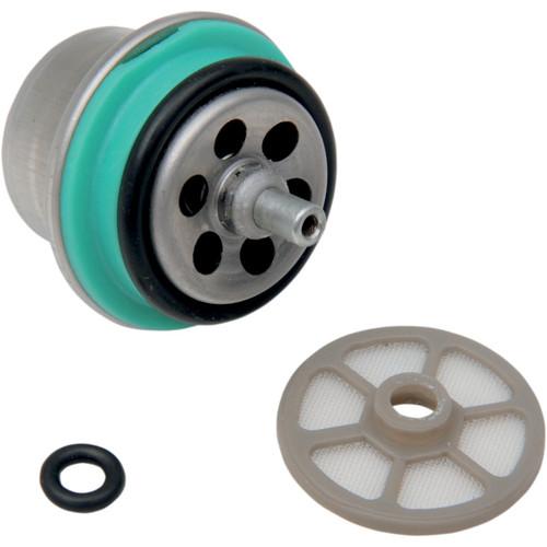 Drag Specialties Fuel Pressure Regulator for Harley - Repl. OEM #6105-04A