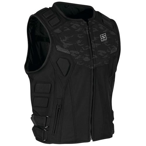 Speed and Strength Critical Mass Armored Vest - Camo