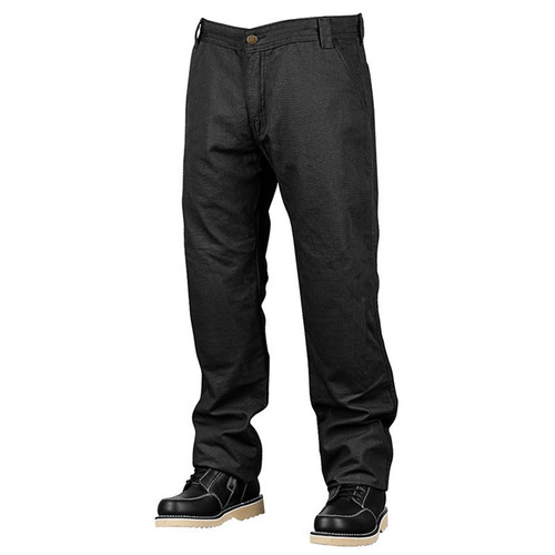 Speed and Strength Soul Shaker Armored Moto Pants - Black