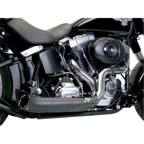 Supertrapp Phantom II Exhaust System for Harley Dyna & Softail