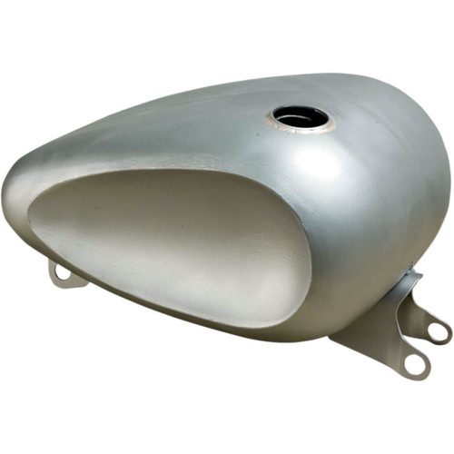 Paughco 3.5 Gallon Dished Gas Tank for 1995-2003 Harley Sportster