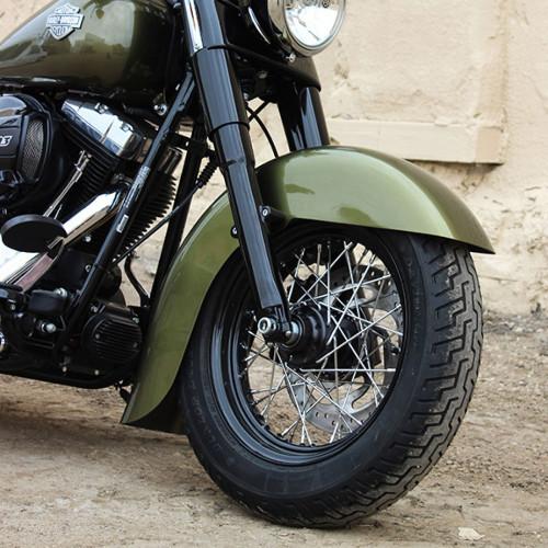 Klock Werks Benchmark Front Fender for 2012-2017 Harley Softail Slim
