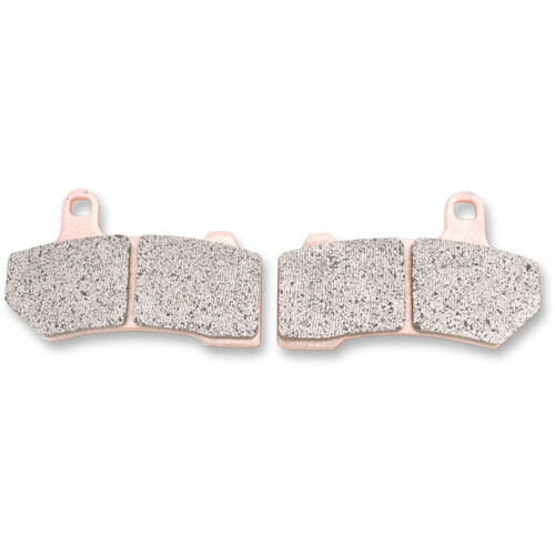 Drag Specialties Brake Pads - Repl. OEM 41854-08, 42897-06A/08, 42850-06B - Sintered Metal