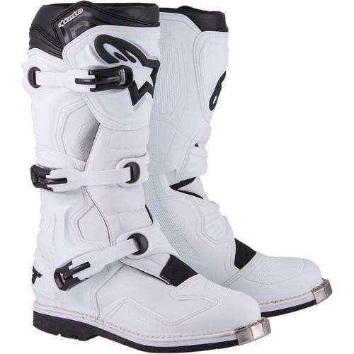Alpinestars Tech 1 Boots - White