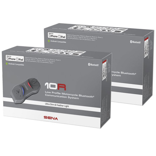 Sena 10R Dual w/o Remote
