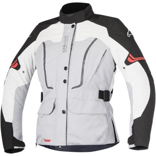 Alpinestars Women's Stella Venice Drystar Jacket - Gray/Black