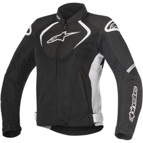 Alpinestars Women's T-Jaws WP Jacket - Black/White