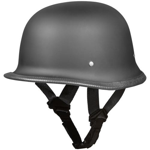 Daytona DOT German Helmet - Matte Black