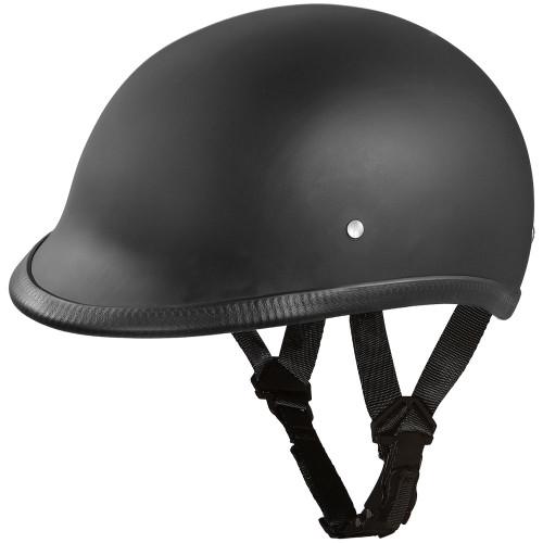 Daytona DOT Hawk Polo Helmet - Matte Black