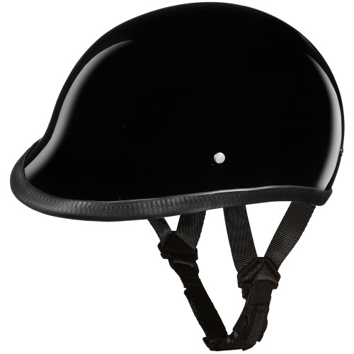 Daytona DOT Hawk Polo Helmet - Gloss Black
