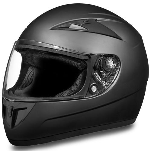 Daytona DOT Shadow Helmet - Matte Black