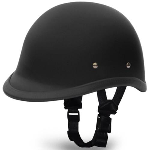 Daytona Hawk Novelty Helmet - Matte Black