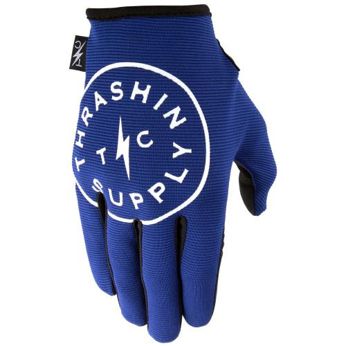 Thrashin Supply Stealth Gloves V.2 - Royal Blue