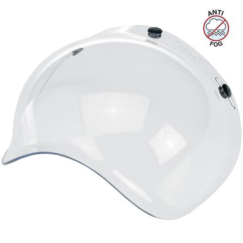 Biltwell Anti-Fog Bubble Shield - Clear