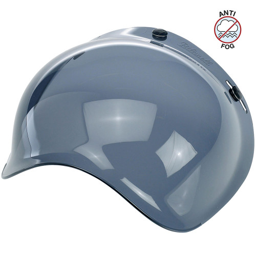 Biltwell Anti-Fog Bubble Shield - Smoke