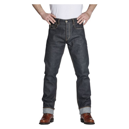 Rokker Iron Selvedge Raw Jeans