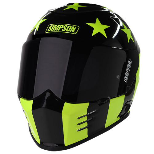 Simpson Ghost Bandit Helmet - Revolt